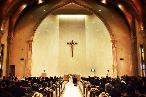 教会での挙式